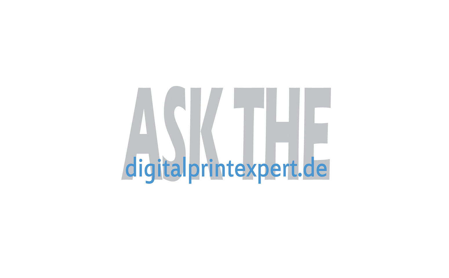 Ask the digitalprintexpert.de